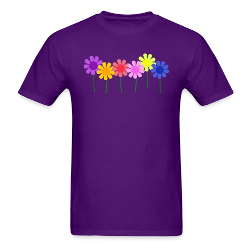 flowers 1 - Men's T-Shirt