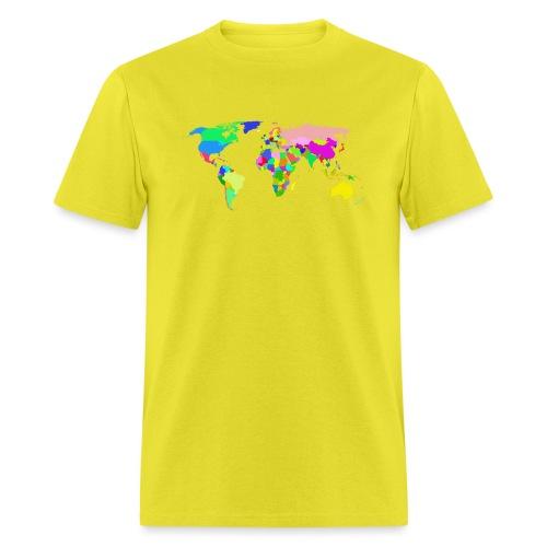 the world tshirt - Men's T-Shirt
