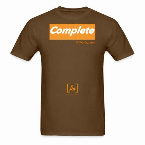 Complete the Square [fbt] - Men's T-Shirt