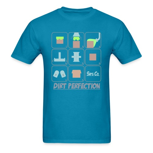 Dirt Perfection - Men's T-Shirt