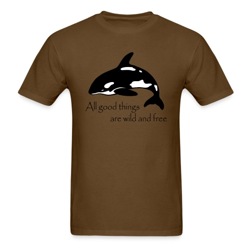 End Captivity - Men's T-Shirt