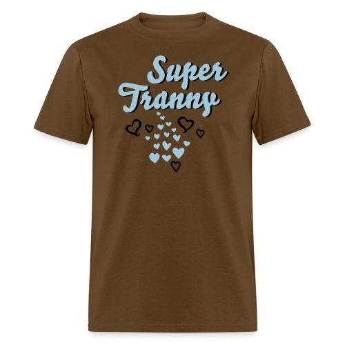 super tranny - Men's T-Shirt