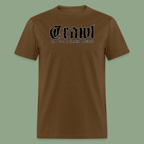 Crawl - Old Wood T-Shirt - Men's T-Shirt