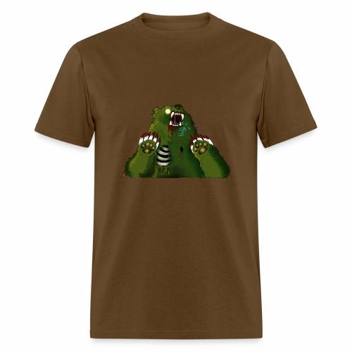 Big Bad Zombie Bear 2 - Men's T-Shirt