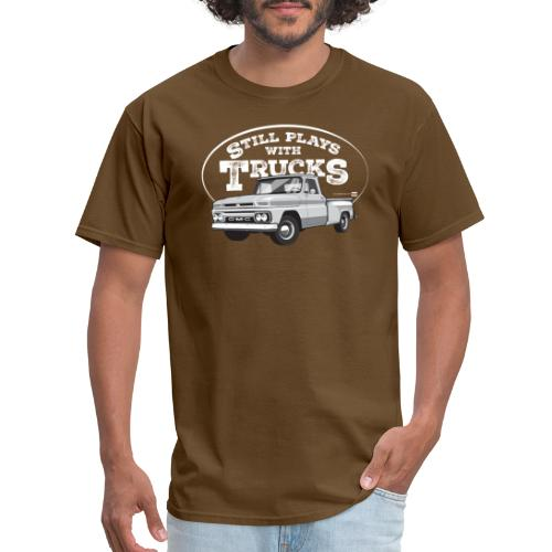 64GMC ShortStep WHT - Men's T-Shirt