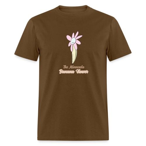 The Minnesota Banana Flower - Men's T-Shirt