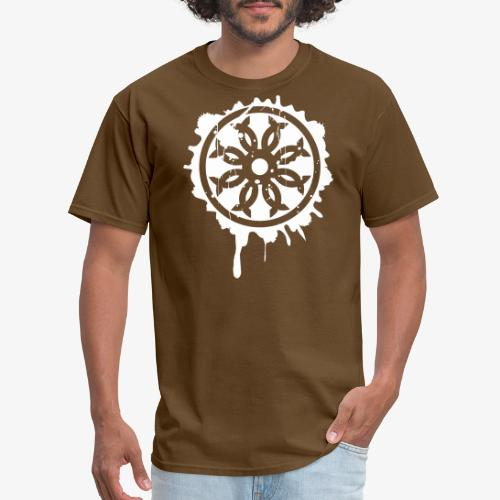 Splatter Crest - Men's T-Shirt