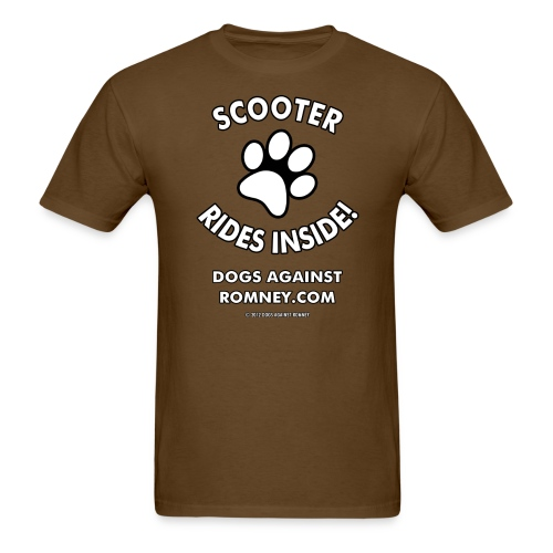 scooter m - Men's T-Shirt