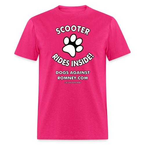 scooter m - Men's T-Shirt