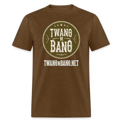 TNB Logo Web2small png - Men's T-Shirt