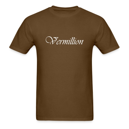 Vermillion T - Men's T-Shirt