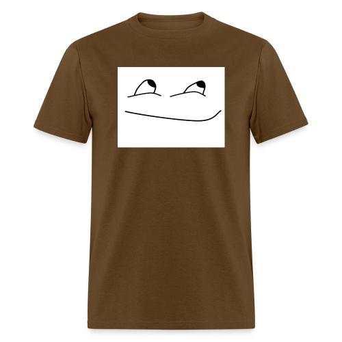 Stupid face - Men's T-Shirt