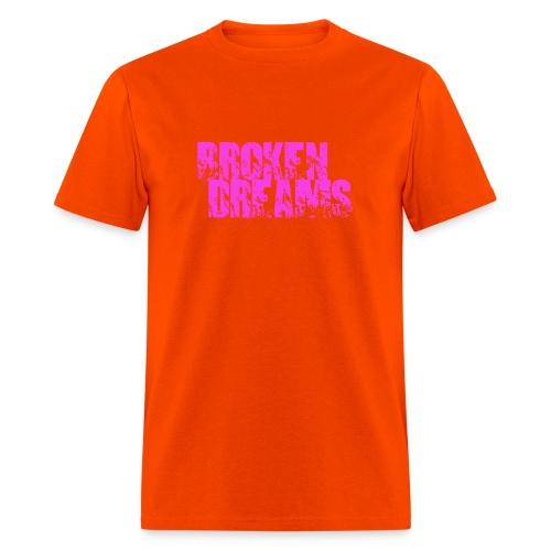 BROKEN DREAMS - Men's T-Shirt