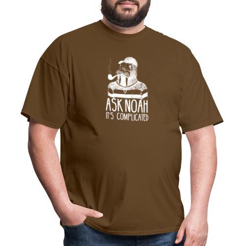 Ask Noah It's Complicated - Men's T-Shirt