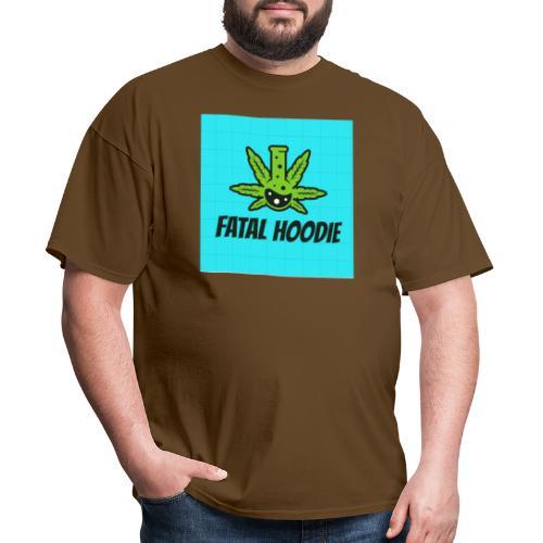 Fatal Hoodie logo hoodie - Men's T-Shirt