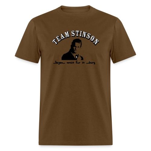 3134862_13873489_team_stinson_orig - Men's T-Shirt