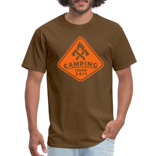 Campfire 2011 - Men's T-Shirt