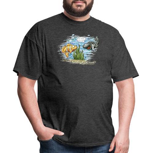 when clownfishes meet - Men's T-Shirt