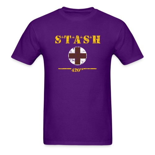 STASH-Final - Men's T-Shirt