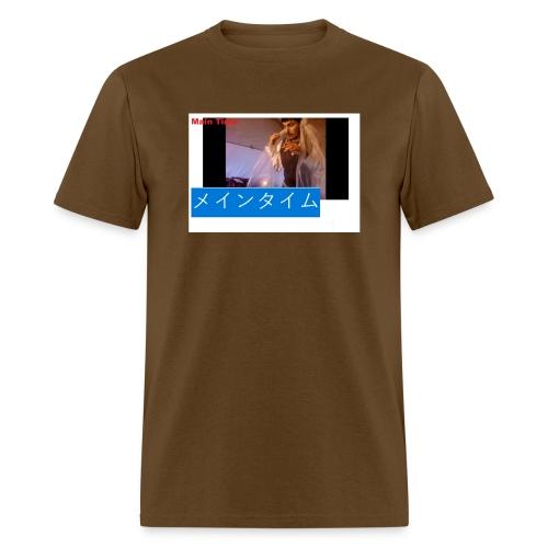 Main Time Japanese - Men's T-Shirt