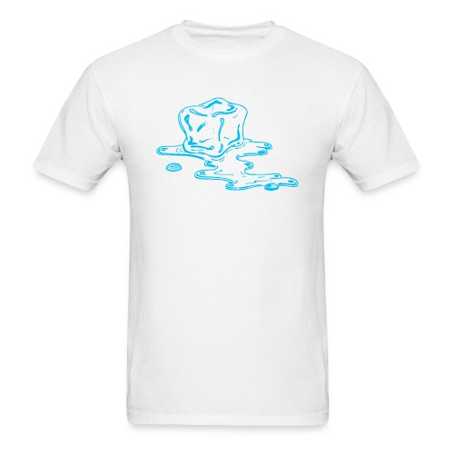 Ice melts - Men's T-Shirt