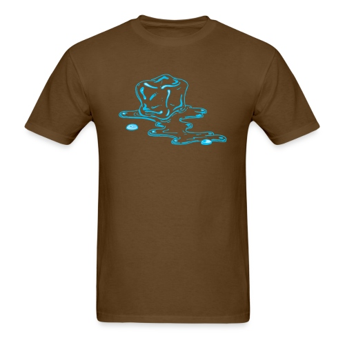 Ice melts - Men's T-Shirt