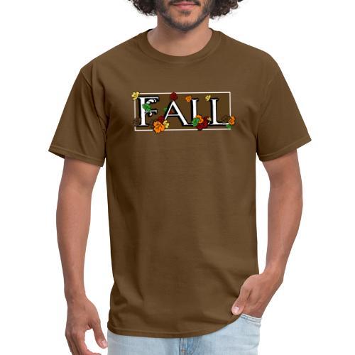 PD 4Seasons FallGIF - Men's T-Shirt