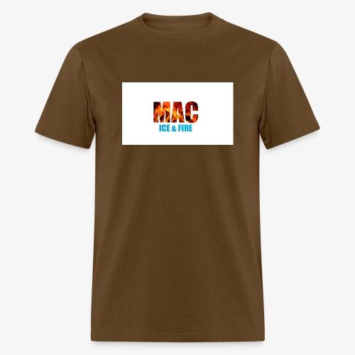 ICE FIRE - Men's T-Shirt