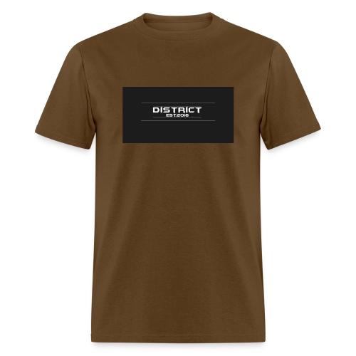 District apparel - Men's T-Shirt