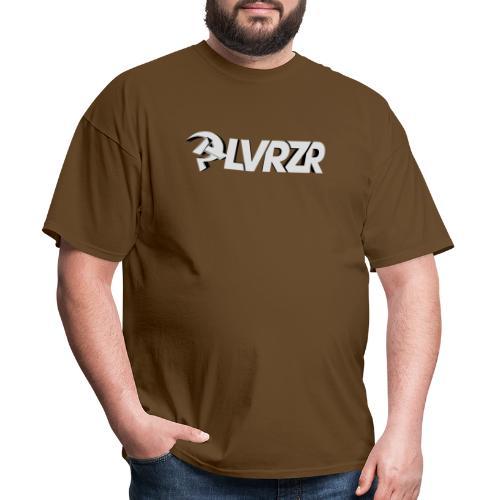 PLVRZR 3D BRAND LOGOTYPE PLAIN - Men's T-Shirt