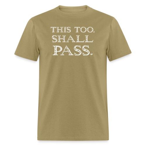 thistooshall - Men's T-Shirt