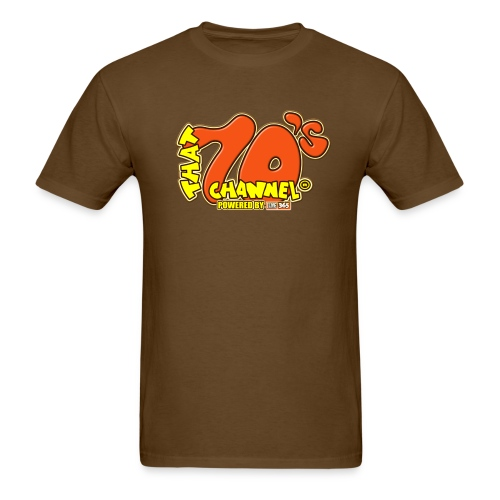 That 70's Channel - The Emporium - Men's T-Shirt