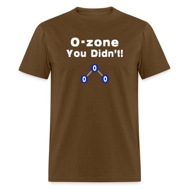 ozone you didnt