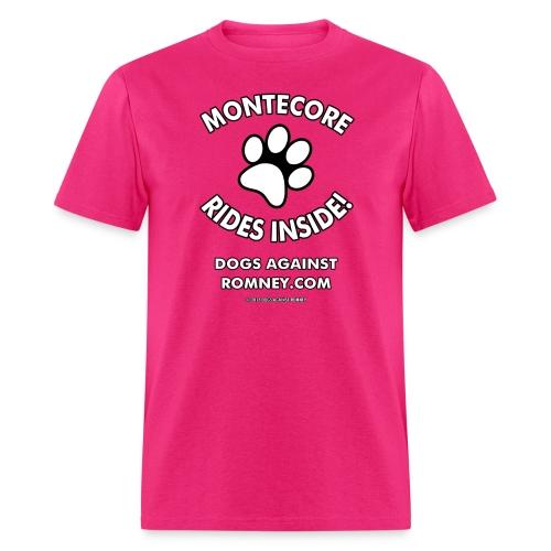 montecore w m - Men's T-Shirt