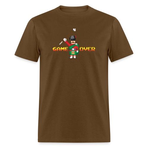 1148830 15380089 game over orig - Men's T-Shirt
