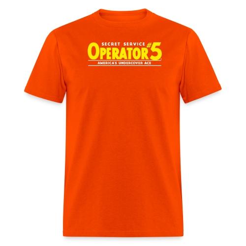 Operator 5 Logo 1934 - Men's T-Shirt