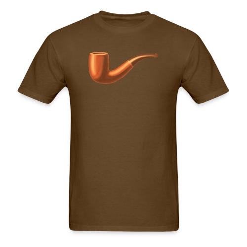 Is This a Pipe ? - Men's T-Shirt