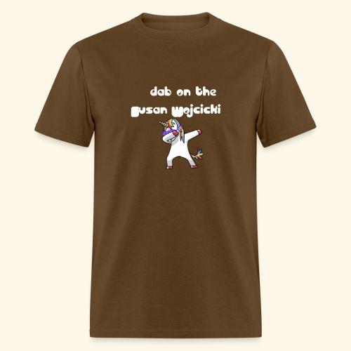 dab on the Susan Wojcicki - Men's T-Shirt