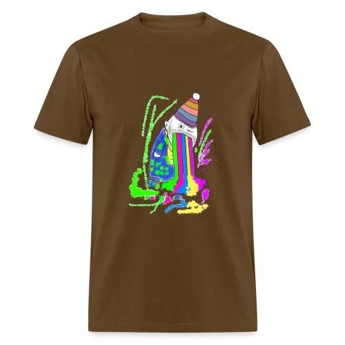 Strange Times Show Clown - Men's T-Shirt