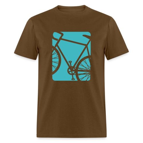 Bicycle Biking Bike - Men's T-Shirt