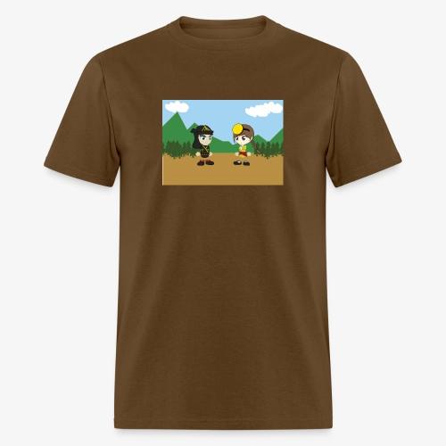 Digital Pontians - Men's T-Shirt