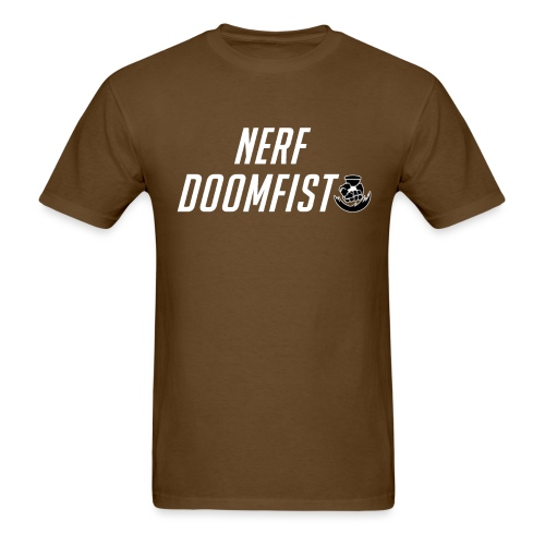 Nerf Doomfist - Men's T-Shirt