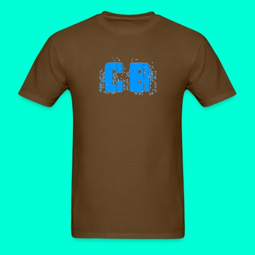 Transparent CB logo - Men's T-Shirt