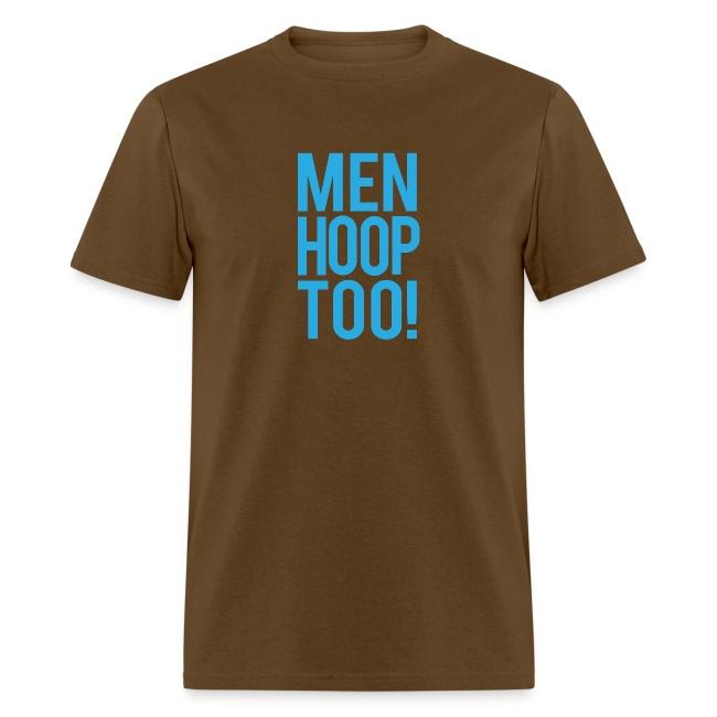Blue - Men Hoop Too!