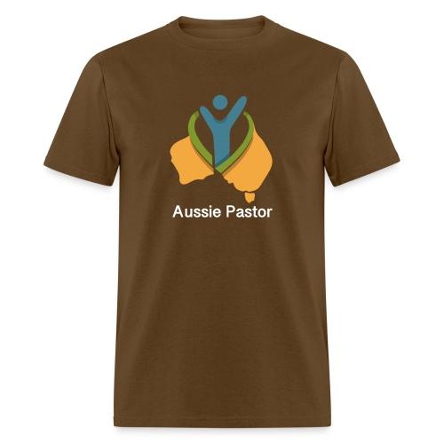 Aussie Pastor - Men's T-Shirt