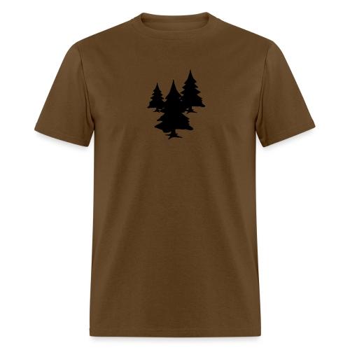 Bush Tree - Men's T-Shirt