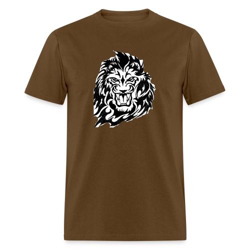 DP Branded-Lion - Men's T-Shirt
