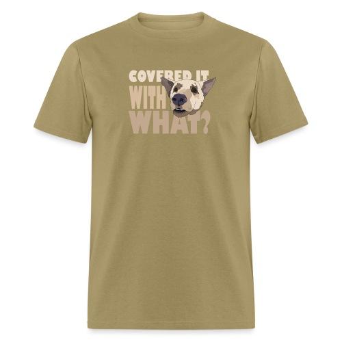 withwhatfinal - Men's T-Shirt