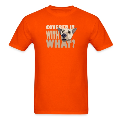 withwhatfinal - Men's T-Shirt