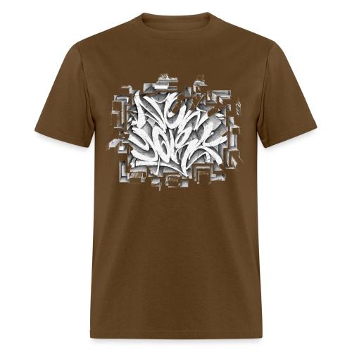 Kostya - NYG Design - REQUIRES WHITE SHIRT COLOR - Men's T-Shirt